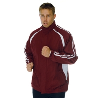 - Adults Ribstop Athens Track Top
