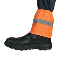 - Cotton Boots Cover With 3M Reflective Tape