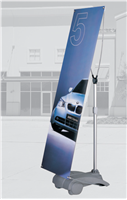 Rite Outdoor Banner Stand